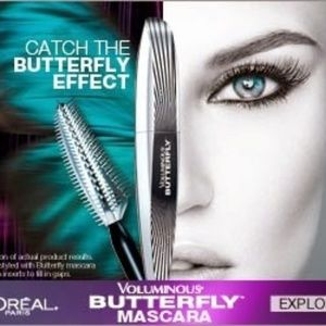 ✨L'Oreal Voluminous Butterfly Mascara